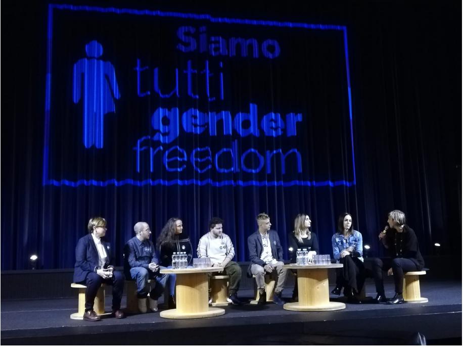 Siamo tutti Gender Freedom