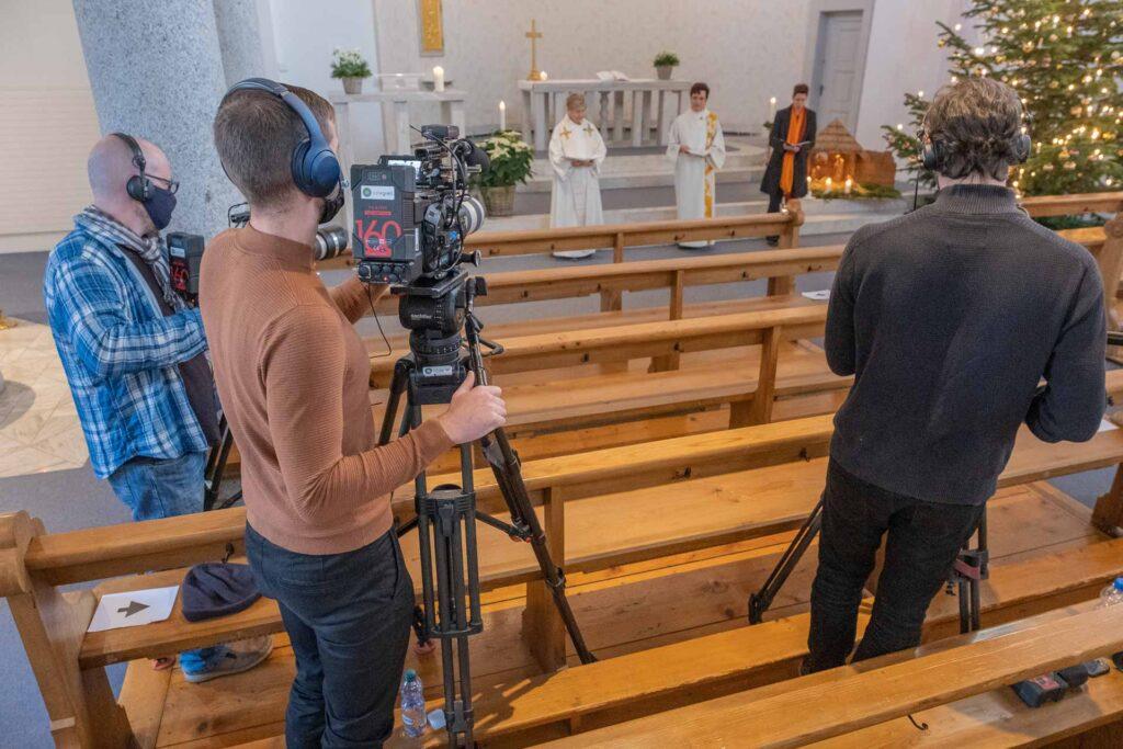 Ökumenischer Weihnachts-Fernsehgottesdienst war beliebt