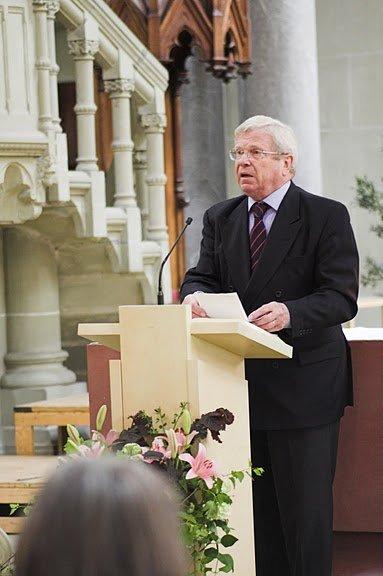 Bischof Hans Gerny