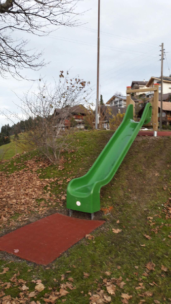 bergh-Rutsche