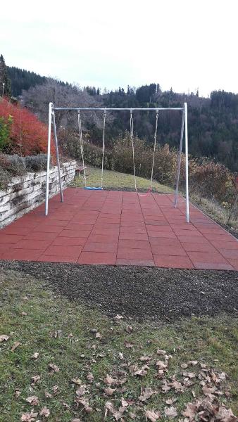 bergh-Schaukel