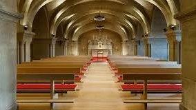 2014 – Renovation und Erneuerung der Krypta St. Peter und Paul in Bern