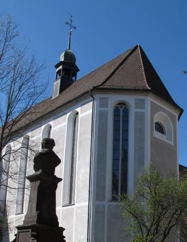 Solothurn Kirche Aussenansicht