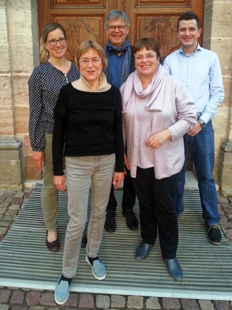 Vorstand VHDO (Vereinigung Hortus Dei Olsberg)