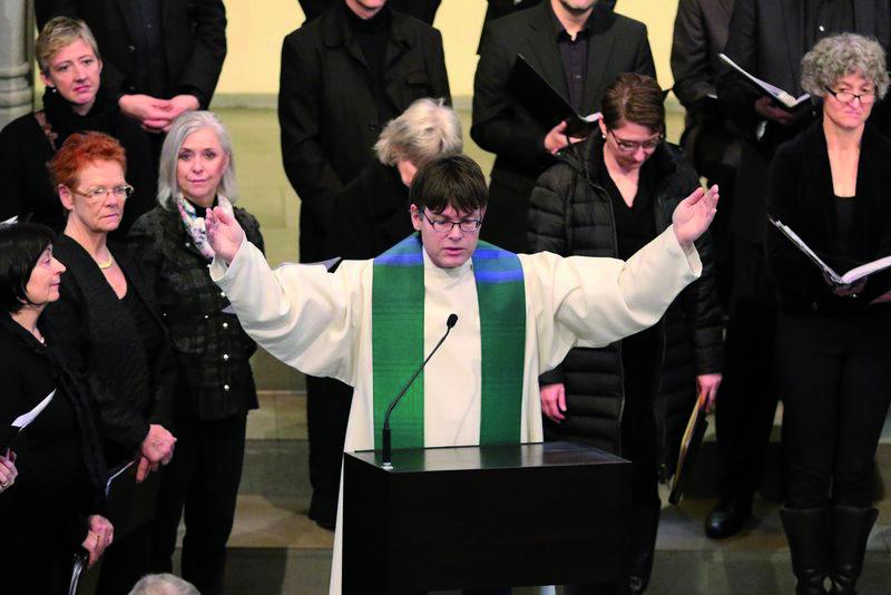 Ökumenischer Gottesdienst zur Woche der Einheit der Christen