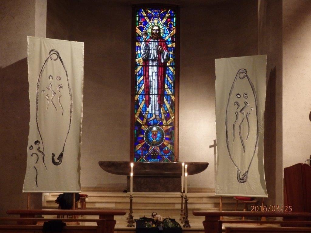 Célébration de l'Eucharistie (messe)