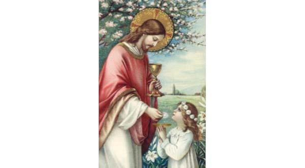 Erstkommunion am 17. Juni