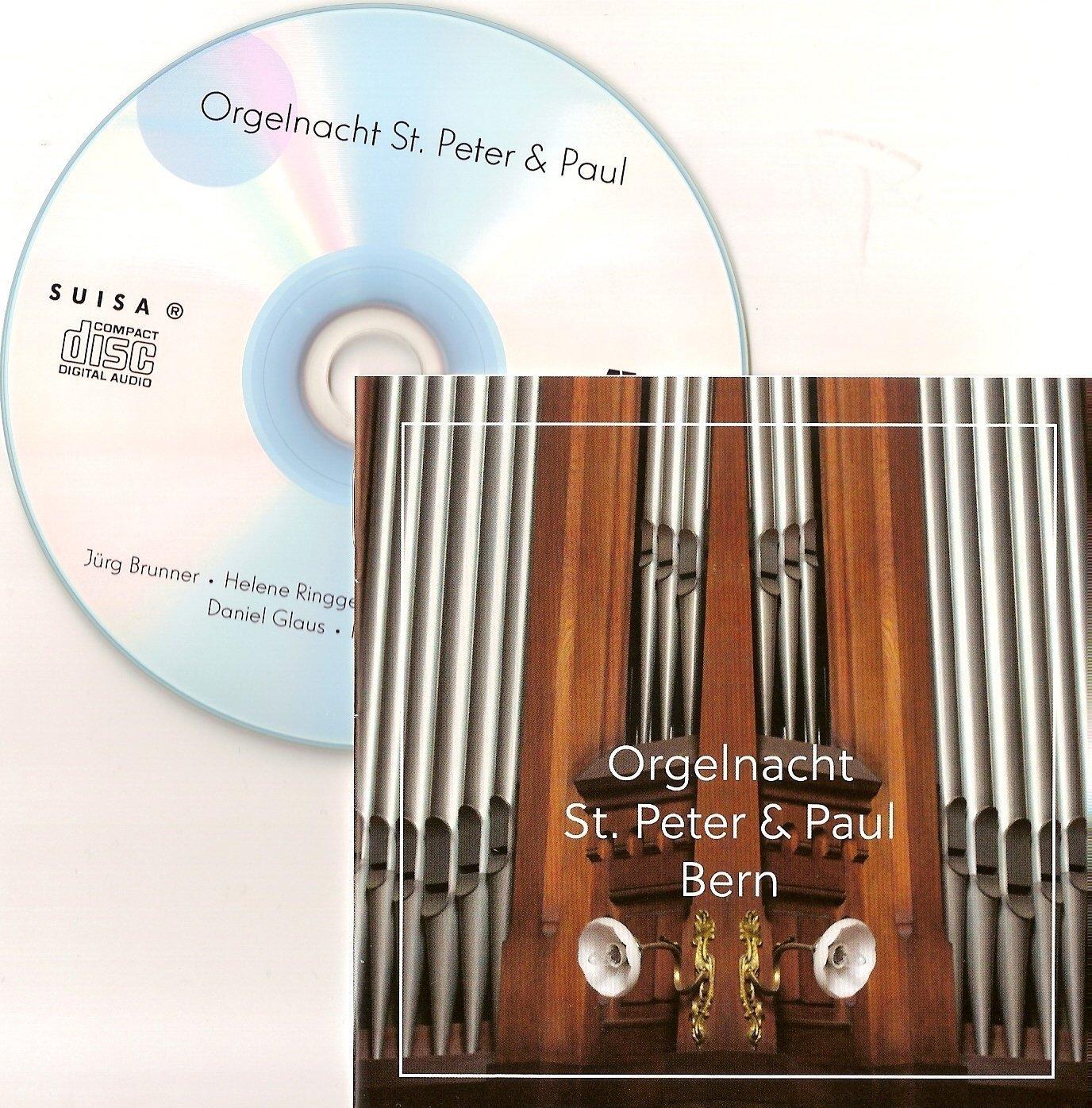 M09 Orgelnacht St Peter Paul Bern