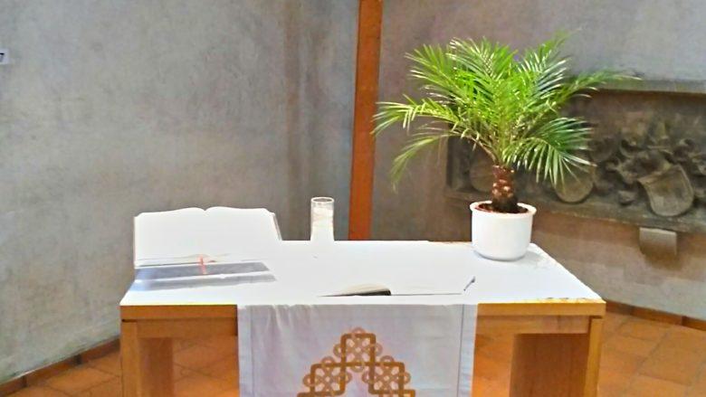 Kreuz in der Augustinerkirche