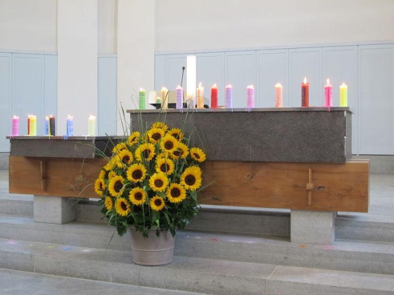 06.07.2014 Jubiläum 300 Jahre Evangelisch-Reformierte Kirchgemeinde Baden