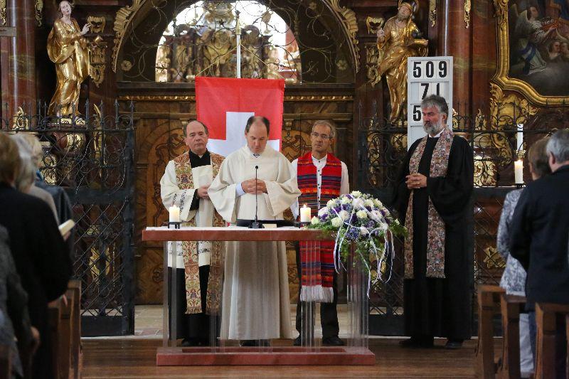 20.09.2015 Ökumenischer Gottesdienst