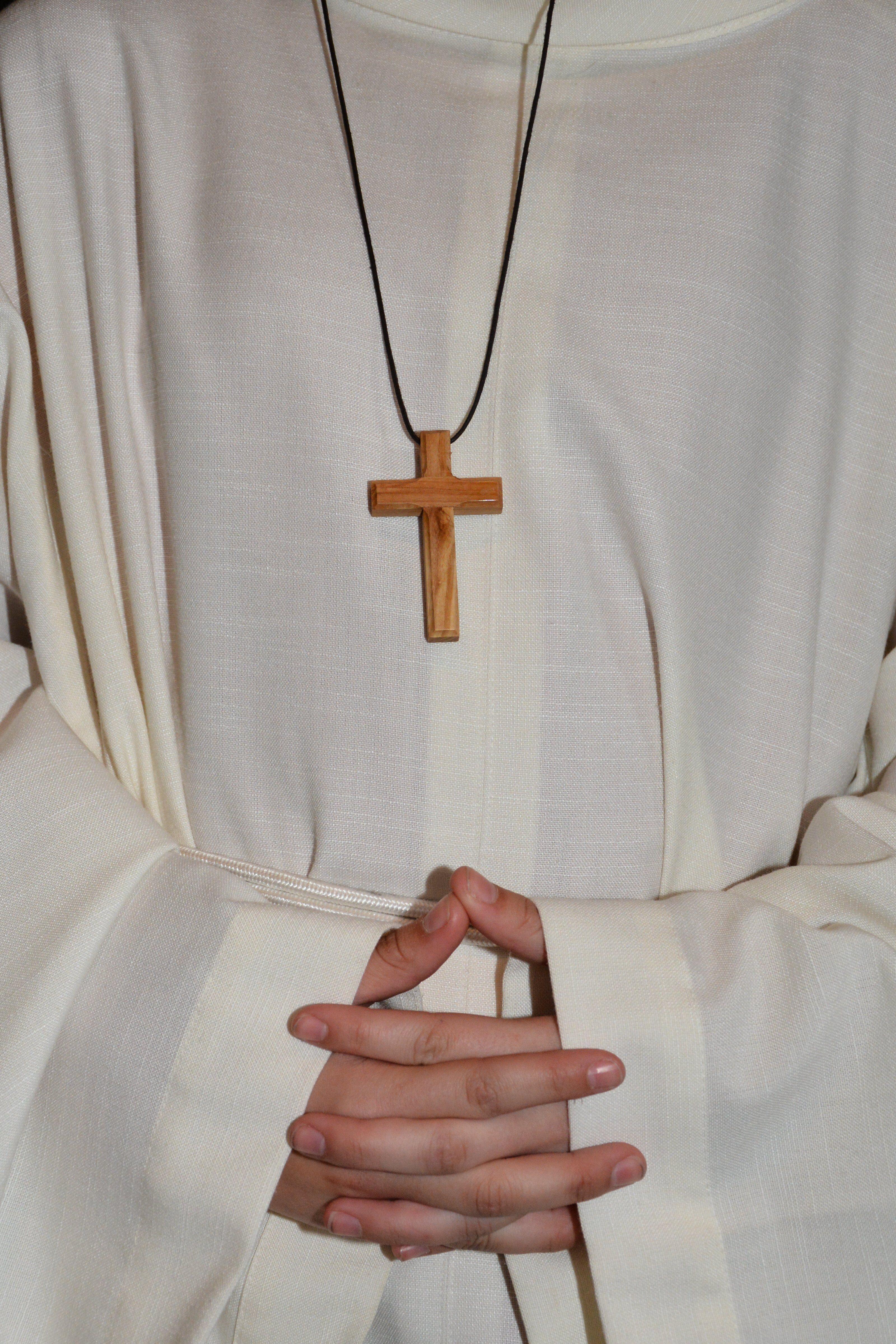 Ministrant Gewand, Kreuz