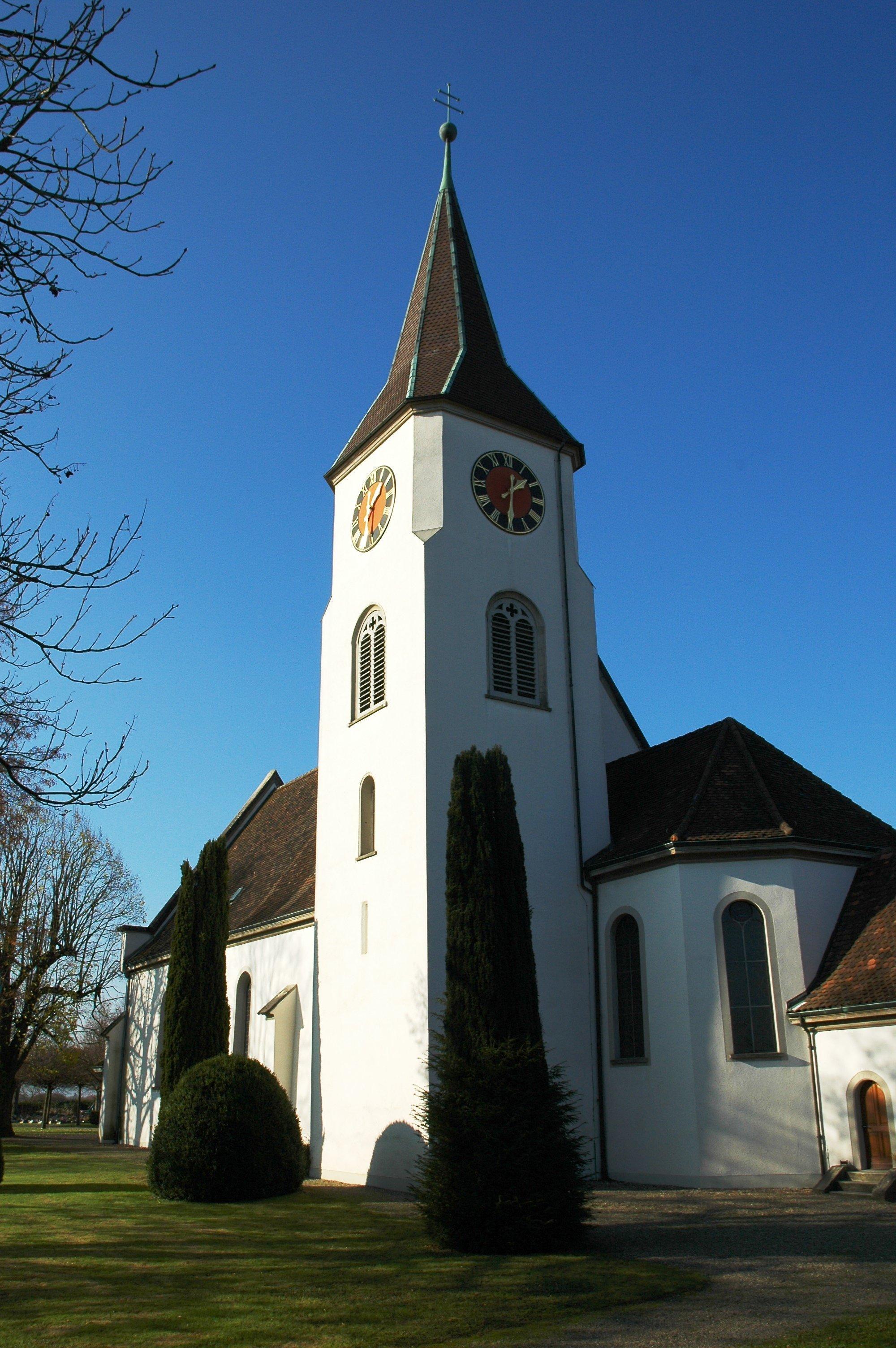 Dorfkirche St. Leodegar Möhlin