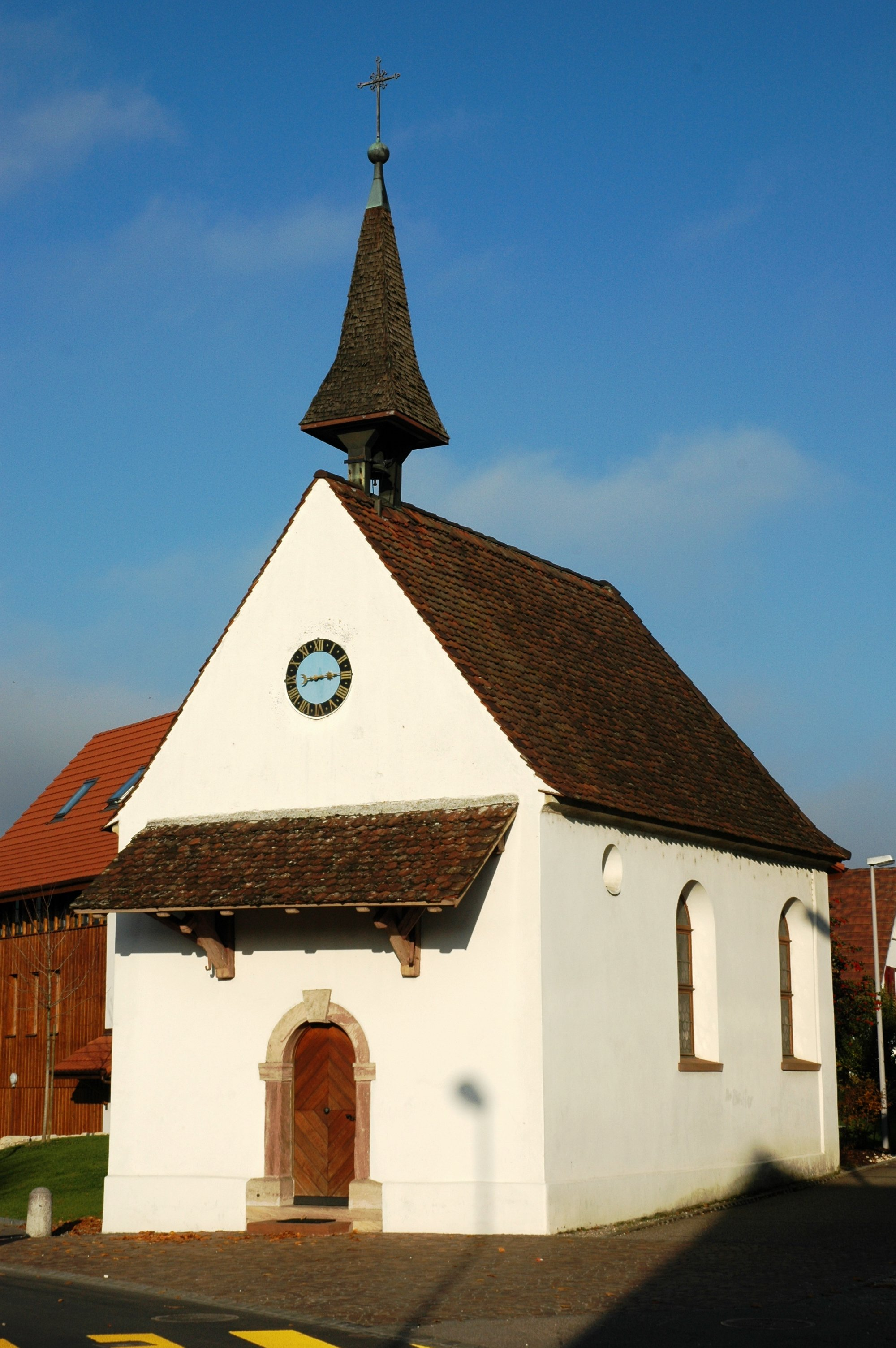 Kapelle St. Fridolin Möhlin