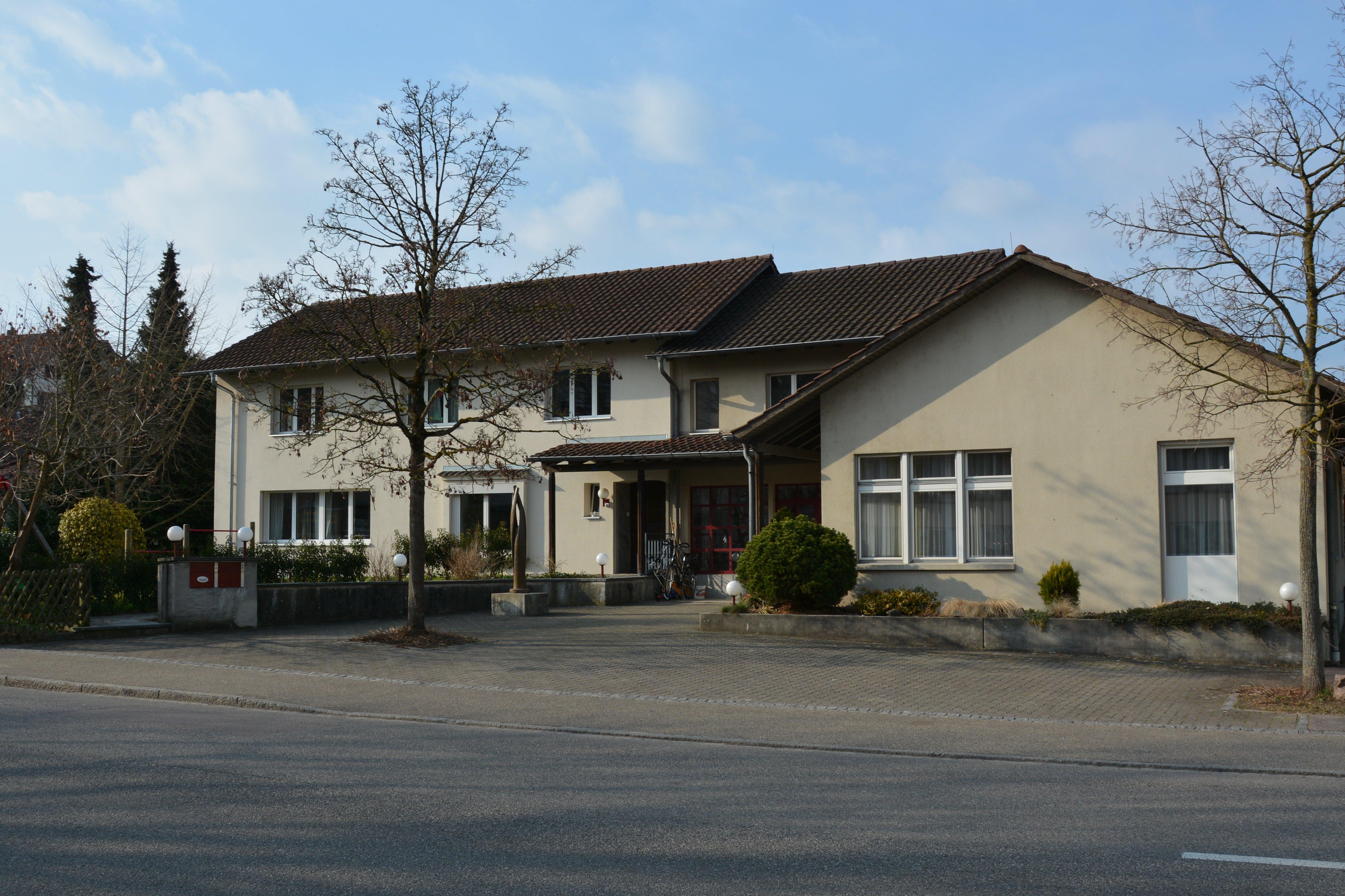 Kirchgemeindehaus, Kanzleistrasse 4, Möhlin