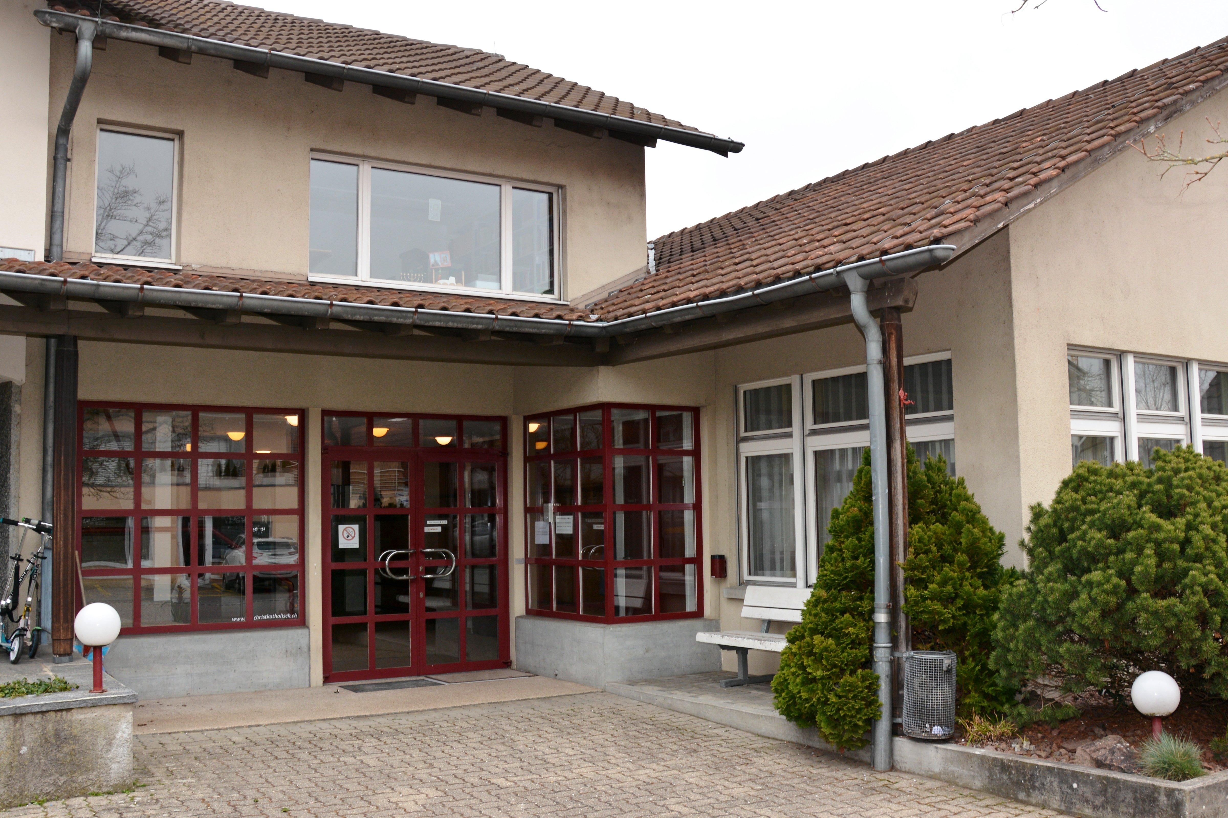 Kirchgemeindehaus aussen