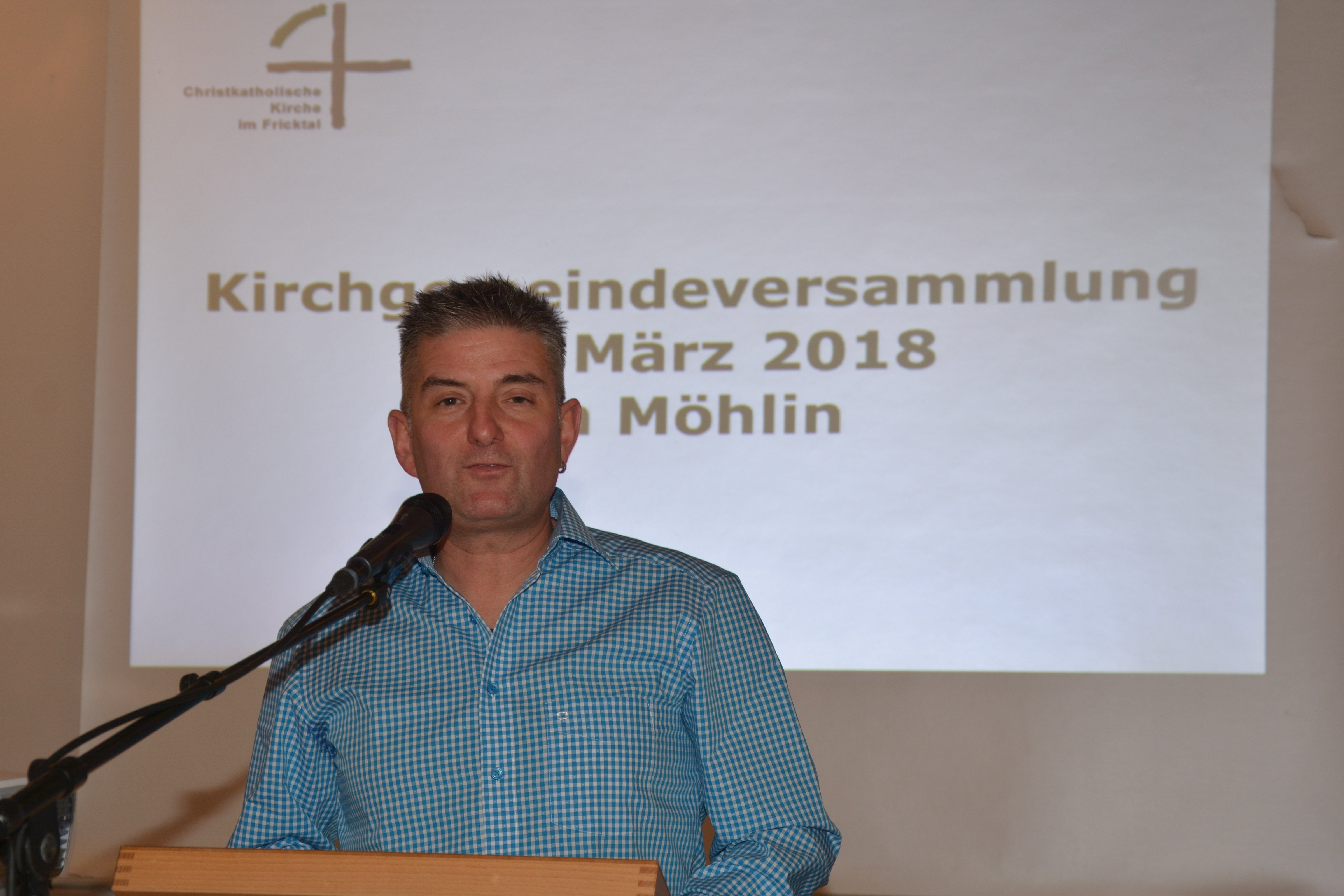 Kirchgemeindeversammlung 2018