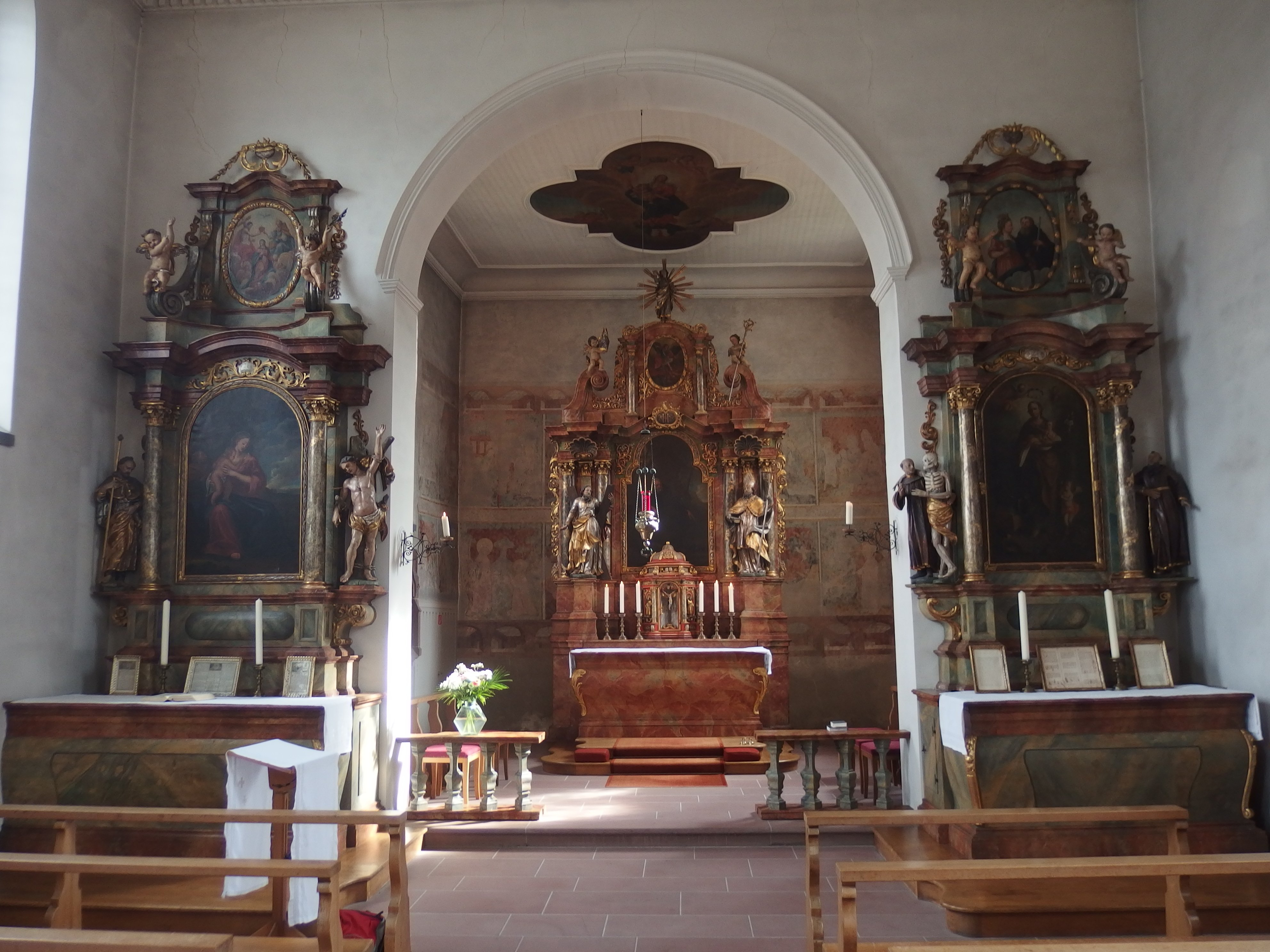 St. Gallus Kaiseraugst