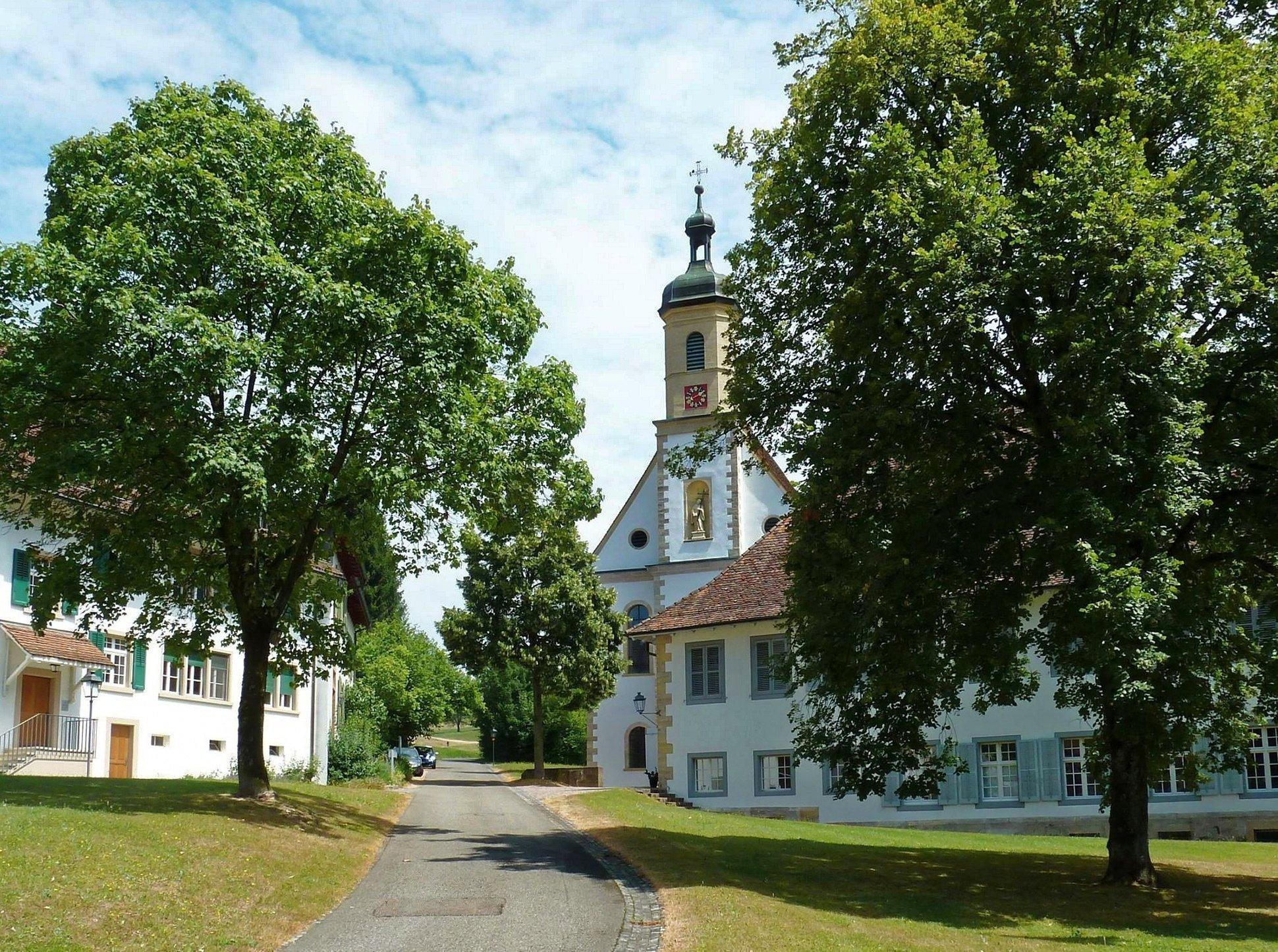 Klosterkirche Olsberg
