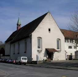 Klosterkirche in Dornach