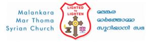 Marthoma Syrian Church Logo