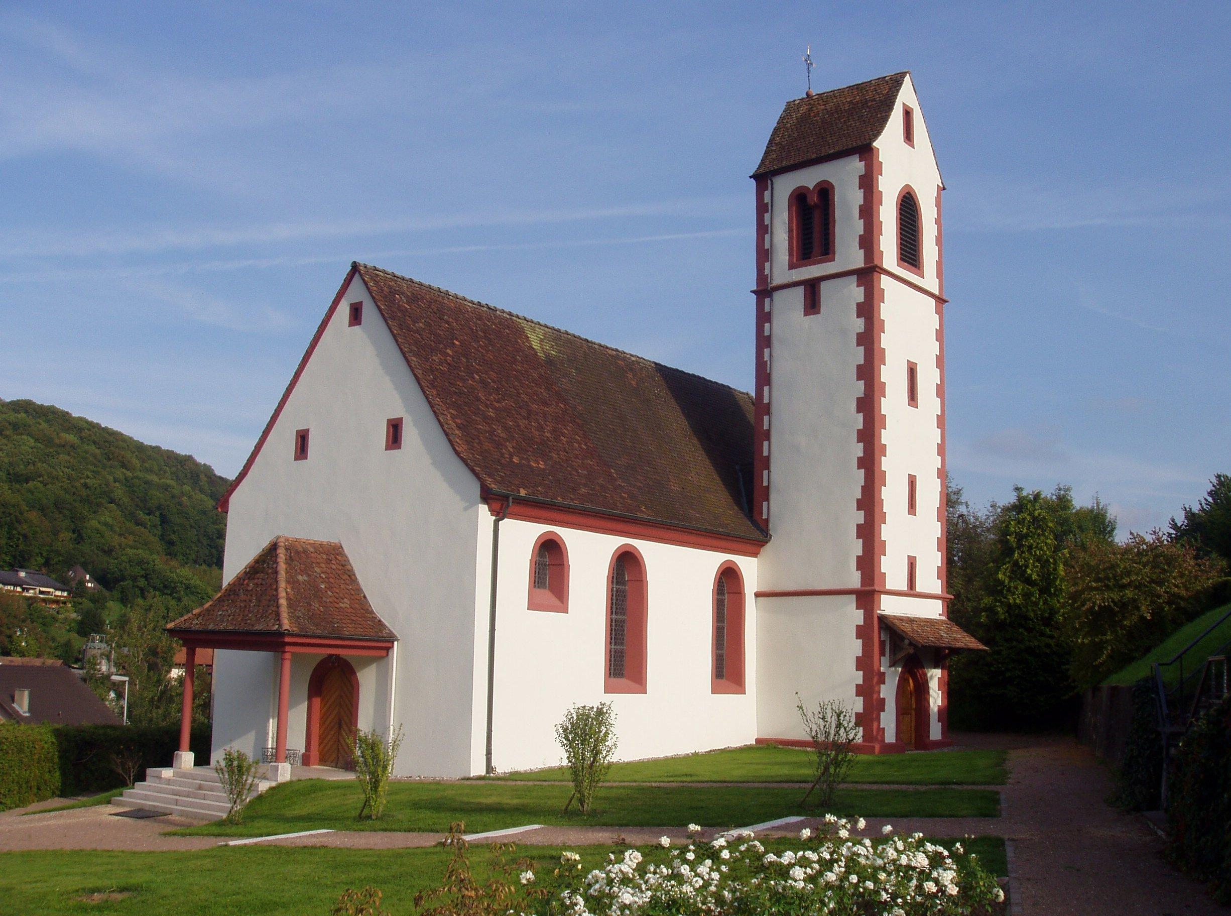 Kirche Peter und Paul Obermumpf