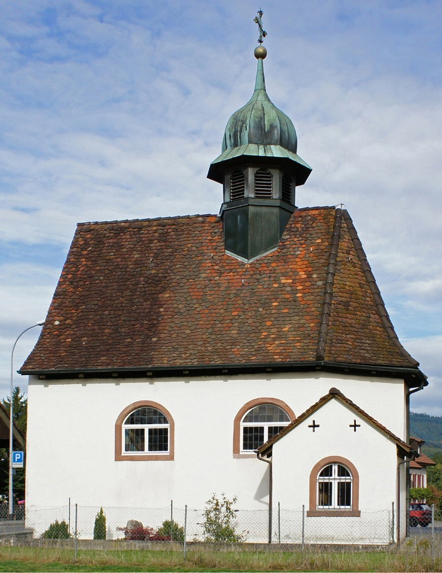 Kapelle Sebastian und Rochus Wallbach