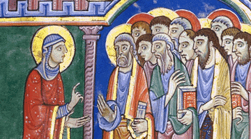 Von der Sünderin zur Apostelin