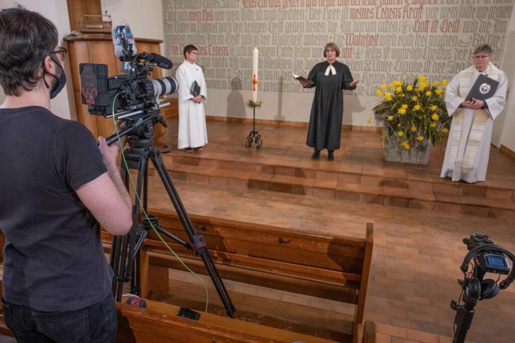 Ökumenischer Ostergottesdienst auf Tele 1
