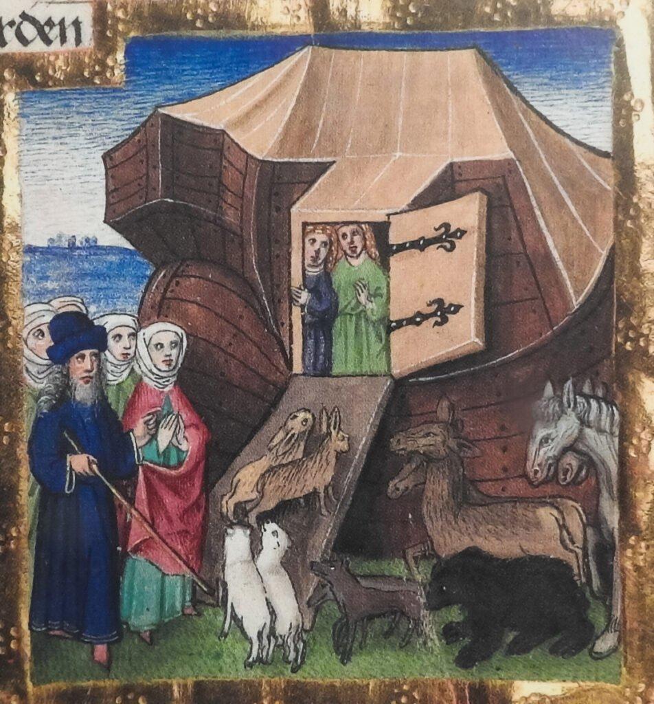 Kleine biblische Zoologie: Folge III