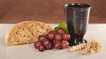 Brot und Wein, Leib und Blut?