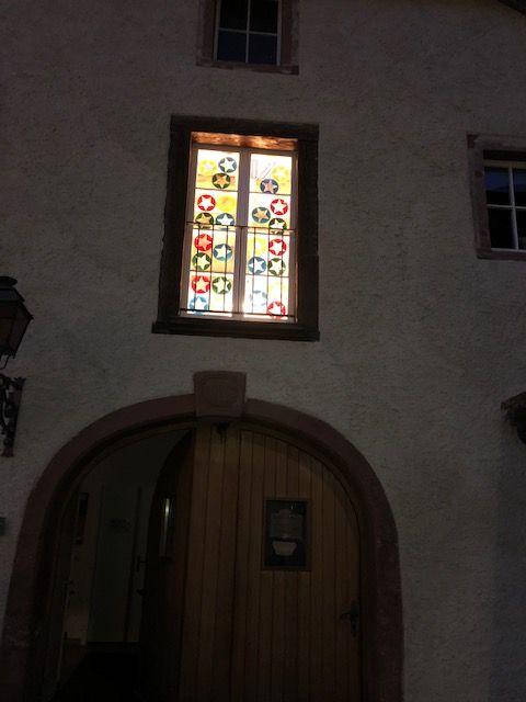 Adventsfenster 17. Dezember 2020