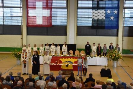 Ökumenischer Bettagsgottesdienst 2019 in Möhlin