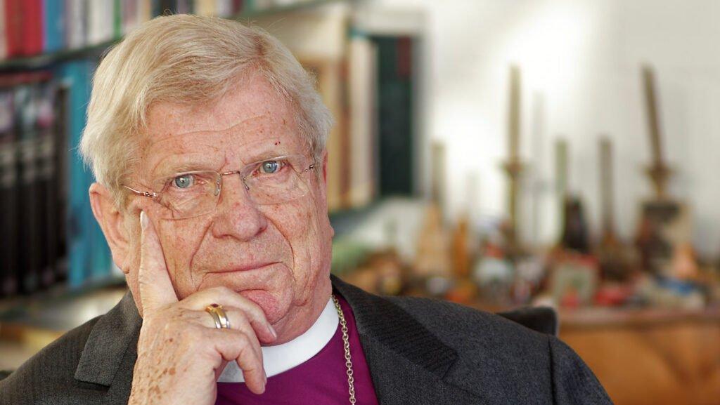 Einladung zur Gedenkfeier für Bischof em. Hans Gerny