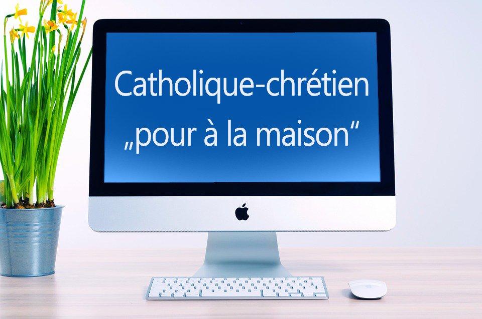 Homélies catholiques-chrétiennes, paroles pour le dimanche et services télévisés à télécharger