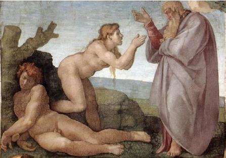 Dio è nudo