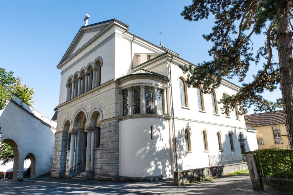Tag der Offenen Tür in der Christuskirche Luzern