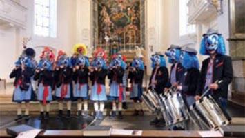 Fasnachtsgottesdienst in der Stadtkirche