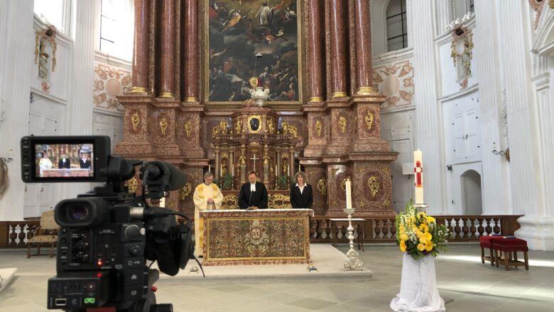 Ökumenischer Fernsehgottesdienst Luzern, Ostern 2020