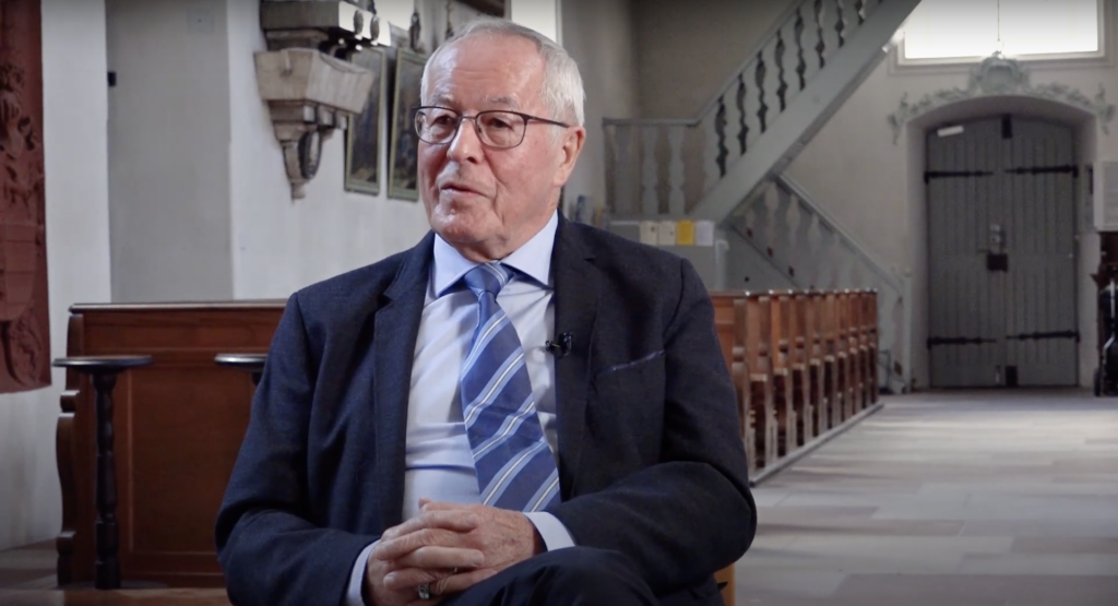 Gespräch mit Fritz-René Müller, emeritierter christkatholischer Bischof