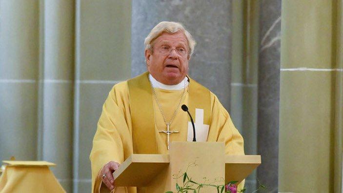 Ein Bischof mit Herzblut für seine Kirche