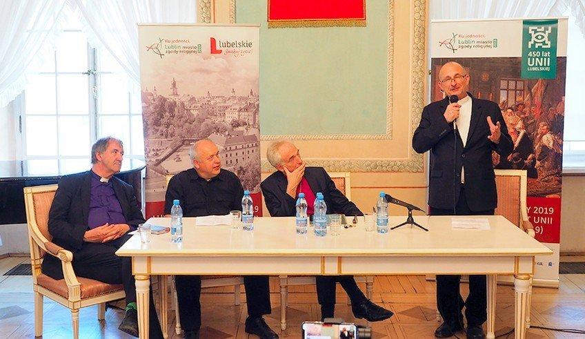 Comunicato della Conferenza internazionale dei vescovi vetero-cattolici (IBK) della seduta del 2019 a Lublino (Polonia)