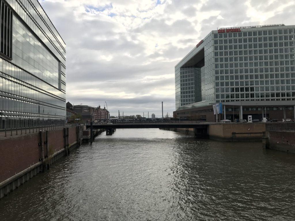 Firmreise 2018 nach Hamburg