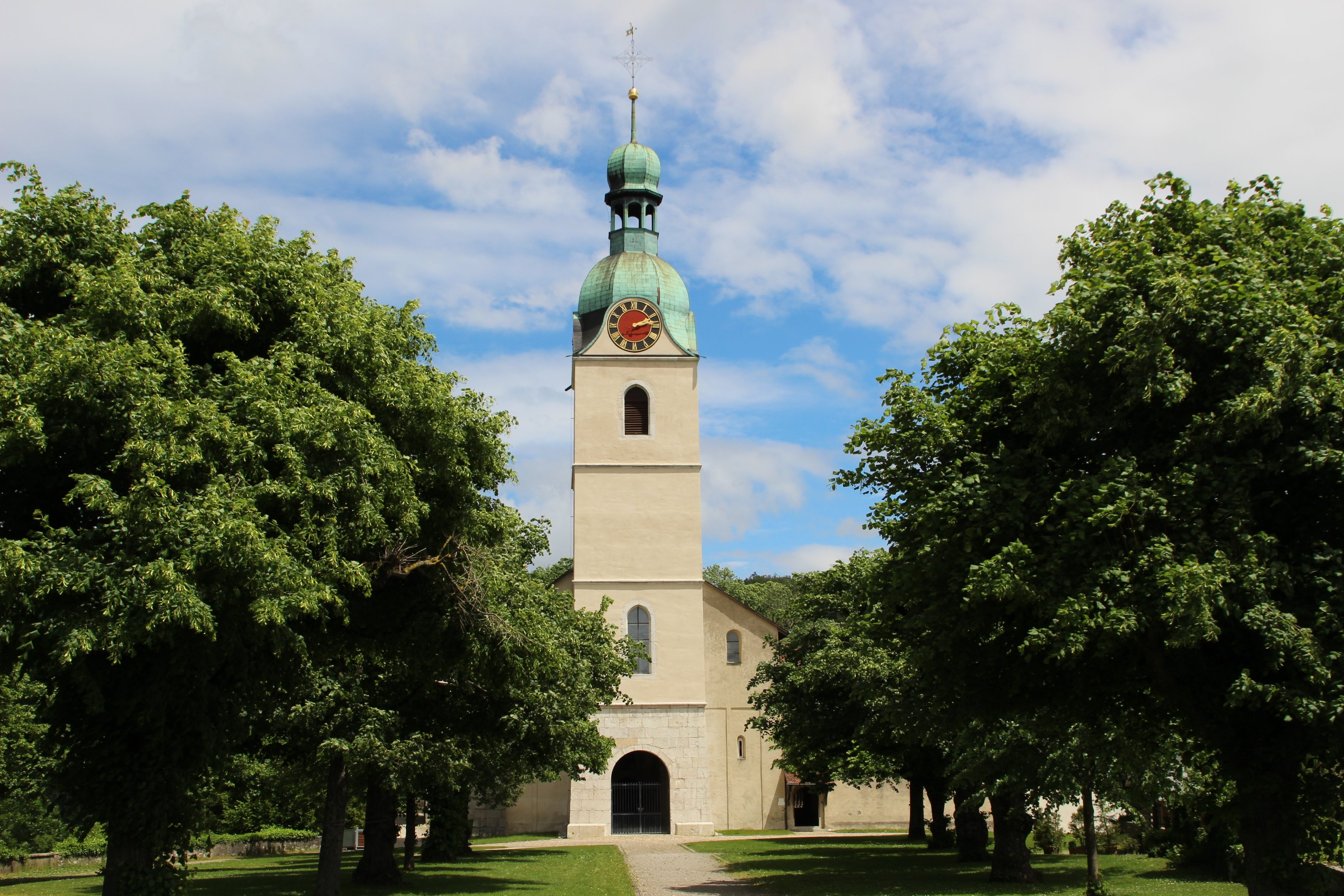 Stiftskirche St. Leodegar in Schönenwerd
