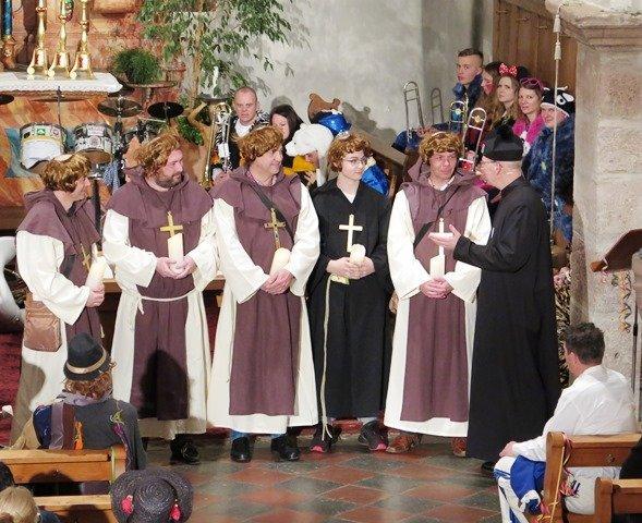 Erlebniswelt Kirche – Fasnachtsgottesdienst in der Christkatholischen Kirche Möhlin