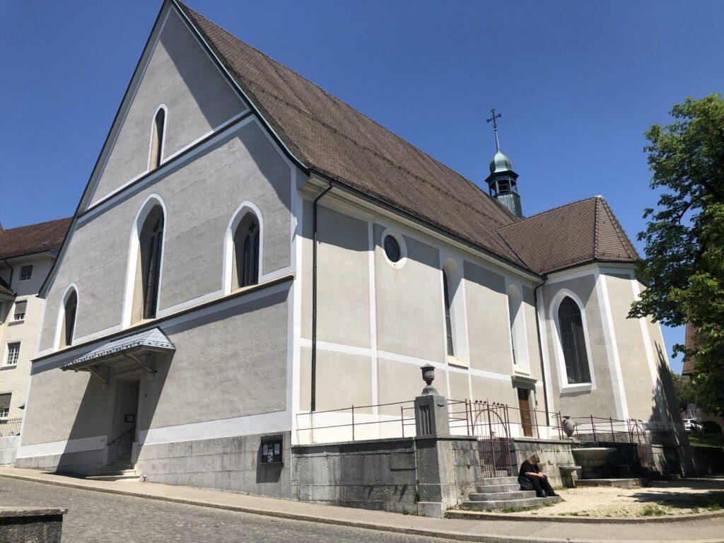 Kirchgemeinde-Versammlung