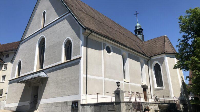 Kirche zu Franziskanern Solothurn