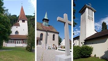 Drei Kirchen nicht mehr nötig