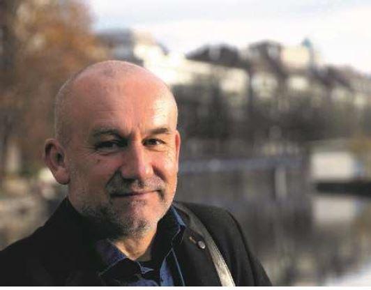 Lesung von und mit Karl Rühmann