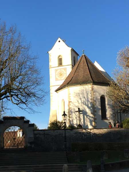 Alte Dorfkirche St. Peter & Paul Allschwil